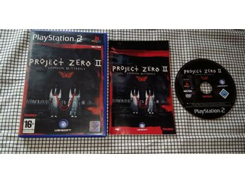 Project Zero 2 II : Crimson Butterfly - Playstation 2/PS2
