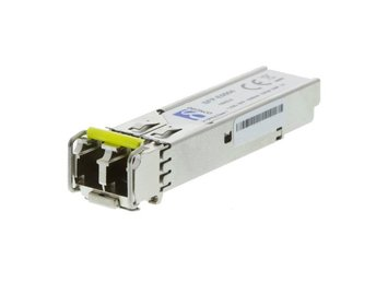 DELTACO SFP 1000Base-ZX, LC, 1550nm, 80km, Single-Mode, DOM