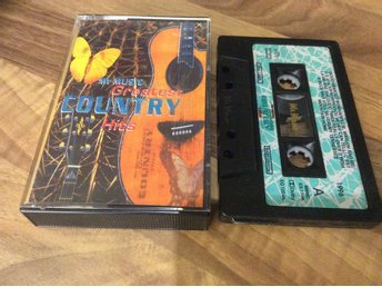 Mr Music Greatest Country hits 1996