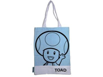 Super Mario Shopping Bag Toad