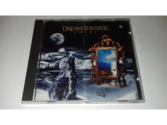 DREAM THEATER - awake -  (cd)