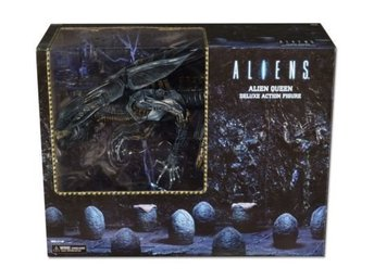 "NECA Aliens - Xenomorph Queen Ultra Deluxe Boxed Action Figure (30"")"