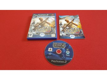 MEDAL OF HONOR RISING SUN till Sony Playstation 2 PS2