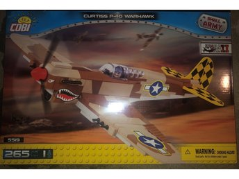 COBI CURTISS P-40  WARHAWK