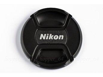 Objektivlock 72mm till Nikon (nytt) - Huddungeby - Objektivlock 72mm till Nikon (nytt) - Huddungeby