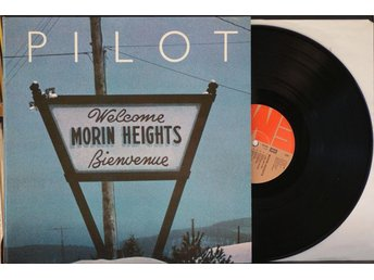 Pilot – Morin Heights – LP