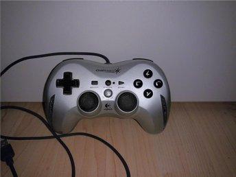 Logitech ChillStream Controller PS3 - Med kylning för händer - Värnamo - Logitech ChillStream Controller PS3 - Med kylning för händer - Värnamo