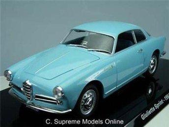 Alfa Romeo / Giulietta Sprint - 1954 ( 1:24 ) - Haparanda - Alfa Romeo / Giulietta Sprint - 1954 ( 1:24 ) - Haparanda