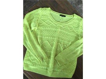 Neon gul tröja strl S i fint skick! - Hedesunda - Neon gul tröja strl S i fint skick! - Hedesunda