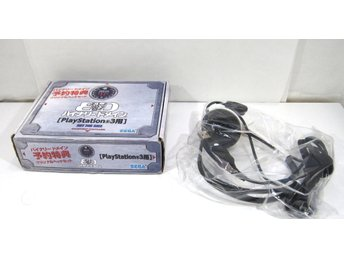 Binary domain headset, PS3, Japan