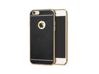 Electroplating Lichee Case - Iphone 7 - Black