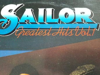 Sailor greatest hits vol 1 toppenskick