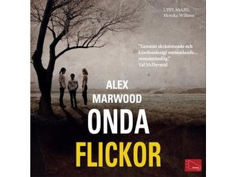Alex Marwood - Onda flickor (Mp3 på cd) - Skene - Alex Marwood - Onda flickor (Mp3 på cd) - Skene