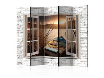 Rumsavdelare - Autumnal Lake II Room Dividers 225x172