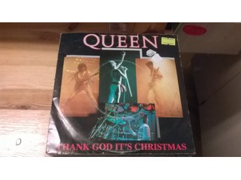 Queen - Thank God It's Christmas, EP
