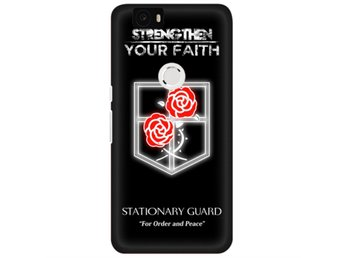 Nexus 6P Skal Stationary Guard