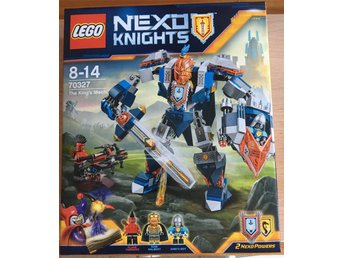 LEGO Nexo Knights The King´s Mech 70327 -Ny-