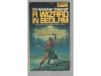 Christopher Stasheff - A Wizard in Bedlam - DAW 395