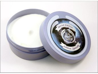 The Body Shop Blueberry Body Butter 200 ml Oöppnad!