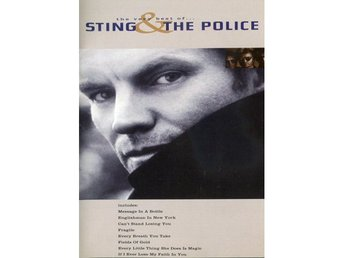 Sting And The Police ?–The Very Best Of Sting And Police vhs