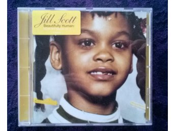 "JILL SCOTT ""beautifully human"""