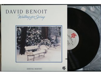 David Benoit-Waiting For Spring-LP