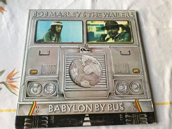 BOB MARLEY & THE WAILERS - BABYLON BY BUS DLP 1978