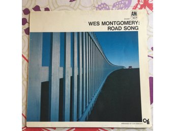 Wes Montgomery - road song - EX
