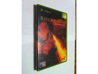 Xbox: Reign of Fire: Let the Fire Begin