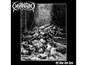 Daemonlord - Of War And Hate - LP