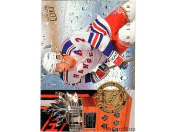 Ultra 1994-95 NHL Award Winner 7 Brian Leetch New York Rangers
