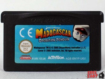 Madagaskar Operation Penguin