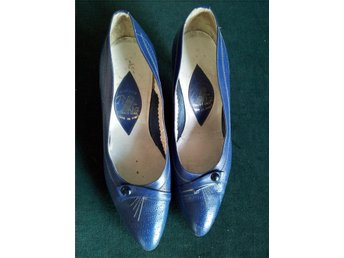 skor pumps MAD MEN 50/60 - tal  retro