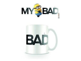 Despicable Me Mugg My Bad
