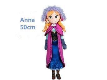Ny! Frost / Frozen - Anna mjuka docka, 50cm (leverans 1-2 vardagar) - Göteborg - Ny! Frost / Frozen - Anna mjuka docka, 50cm (leverans 1-2 vardagar) - Göteborg