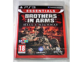 Brothers in Arms - Hell´s Highway (PS3) **HELT NY**