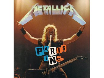 METALLICA - PARIS INC. LP - Nacka - METALLICA - PARIS INC. LP - Nacka