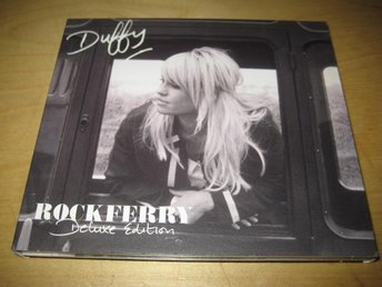 DUFFY - ROCKFERRY.   2 CD.  DELUXE EDITION!