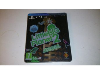 - Little Big Planet 2 Collectors Edition PS3 - - Arvidsjaur - - Little Big Planet 2 Collectors Edition PS3 - - Arvidsjaur