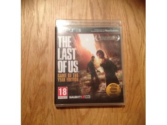 Xbox Spel The Last Of Us