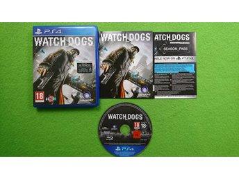 Watch Dogs PS4 Playstation 4 Playstation4 PS 4 - Västerhaninge - Watch Dogs PS4 Playstation 4 Playstation4 PS 4 - Västerhaninge