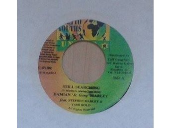 "Damian ""Jr. Gong"" Marley title*  Still Searching / More Justice* Hip Hop, Reggae"