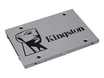 """Kingston SSDNow UV400, 120GB, 2,5"""" SSD, 550MB/s läs, 350MB/s skriv - Höganäs - Kingston SSDNow UV400, 120GB, 2,5"""" SSD, 550MB/s läs, 350MB/s skriv - Höganäs"""