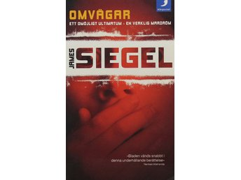 Omvägar, James Siegel (Pocket)
