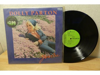 LP-SKIVA -DOLLY PARTON JOU ARE