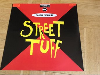 Rebel mc Street tuff 12""