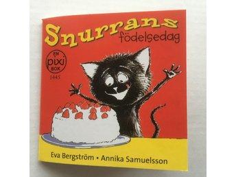 snurrans födelsedag Pixi bok   Snurrans födelsedag (294508503) ᐈ Köp på Tradera.com snurrans födelsedag