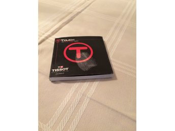 Tissot Touch users manual