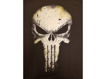 Punisher t-shirt X-Large