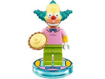 "Lego Dimensions figur ""Krusty"" (Simpsons)"